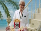 George Hamilton To Don KFC's Famous White Suit
