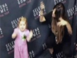 Going Viral: Selena Gomez Rocks Out With A Young Fan