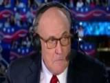 Giuliani On Trump: Best Acceptance Speech I've Ever Seen