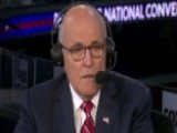 Giuliani Rips 'anti-police' Democratic Party