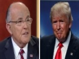 Giuliani: Trump Is Not Part Of The Club, Thank God!
