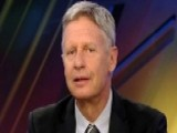 Gary Johnson On Fighting The ISIS Threat