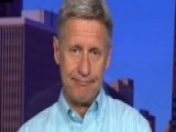Gary Johnson: If Polls Would Include 00000010 Me, I'd Be At 2 00004000 0%