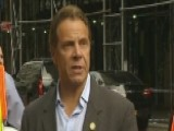 Gov. Cuomo: We Will Not Allow Threats To Disrupt New York