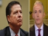 Gowdy: I 'vigorously Disagree' With Comey's Argument