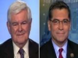 Gingrich, Becerra Debate Policy Specifics