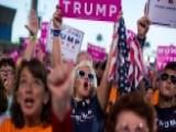 Giuliani On Trump Rallies: Never Seen Enthusiasm Like This