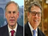 Gov. Abbott On Trump Tapping Rick Perry For Energy Secretary