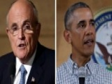Giuliani Charges Obama With Being 'lackadaisical' On Terror