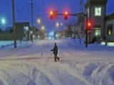 Great Plains, Midwestern US Slammed By Winter Storm