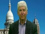 Gov. Snyder: Ford Investment Shows The Comeback Of Michigan