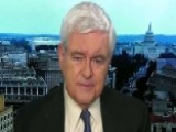 Gingrich Sounds Off After NBC Report On Russia Hacking