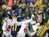 Giants Vs. Packers: Behind The Scenes At Lambeau Field