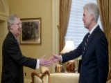 Gorsuch To Meet With Senate Majority Leader McConnell