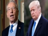 Grassley Goes On Twitter Tear Against Trump White House