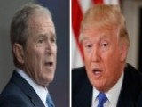 George W. Bush Speaks Out On President Trump