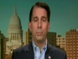 Gov. Walker's Advice After Health Care Defeat: Look Forward