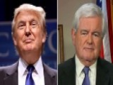 Gingrich On How Trump Is Beginning To Make A Real Difference