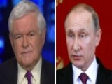 Gingrich: Russians Are Running A Big Risk Against The US