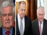 Gingrich: Lavrov Will Find He Can't Bully Tillerson