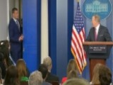 Gronk Interrupts Press Briefing Spicer: 'That Was Cool'