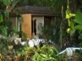 Garbage Truck Slams Into Florida Home