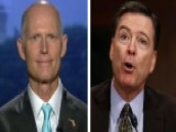 Gov. Scott On Firing Of James Comey, Health Care Reform