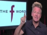 Gordon Ramsay Promises To Keep His Temper On 'The F Word'