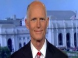 Gov. Scott: We Have To Drive Down Costs Of Health Care