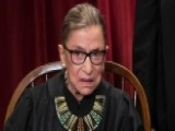 GOPers Demand Ginsburg Recuse Herself From Travel Ban Case