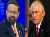 Gorka Rips Tillerson Over North Korea Military Narrative