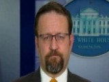 Gorka: I Never Said Tillerson Was 'nonsensical' On NKorea