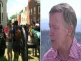 Gov. Hickenlooper Talks De-escalating Tense Situations