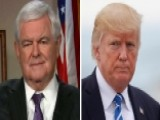 Gingrich: Trump Needs To Be More Disciplined, A Team Player