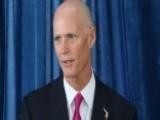 Gov. Scott: Everybody Must Take Hurricane Irma Seriously
