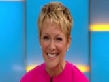 Gerri Willis On The Susan G. Komen Race For The Cure