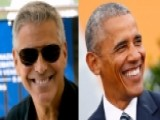 George Clooney Sends President Obama 'racy Texts'?