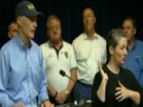 Gov. Scott Warns Of 'deadly, Deadly, Deadly' Storm Surge