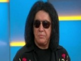 Gene Simmons Celebrates 50 Years Of Rock And Roll
