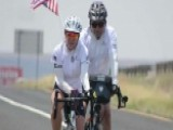 Gold Star Parents Cycle Across Country To Honor Heroes