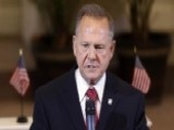 GOP Senate Candidate Roy Moore Holds Post-debate Rally