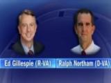 Gun Debate At Center Of Virginia Gubernatorial Election