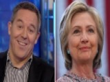 Gutfeld: The Nauseating 'thank You' Notes To Hillary