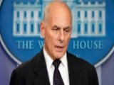 Gen. Kelly Urges End To Politicization Of Gold Star Families