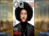 GQ Magazine Names Colin Kaepernick Citizen Of The Year