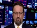 Gorka Reacts To Report Clinton FBI Probe Had Special Status