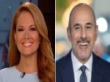 Gillian Turner: How Lauer Feels Is 'completely Irrelevant'