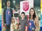 Group Opposes Lawmaker's Bell-ringing For Salvation Army