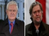 Gingrich: Bannon Has Exaggerated Sense Of Self-importance