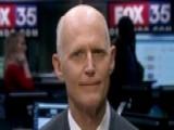 Gov. Scott Explains Why He Opposes Drilling Off Fla. Coast